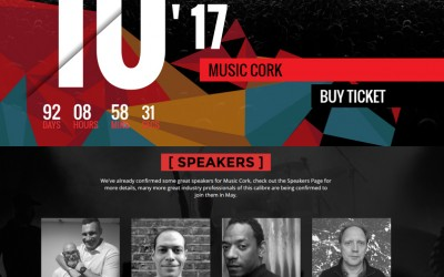 MusicCork_EventWebsite