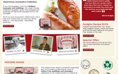 WebDevelopment Hodgins Foods