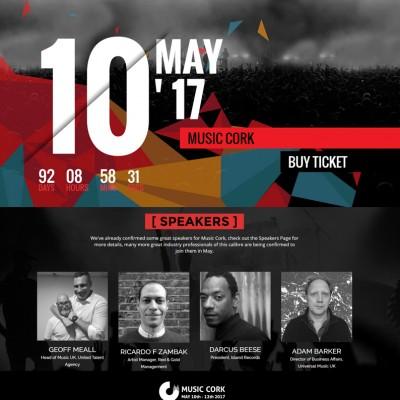 MusicCork_EventWebsite